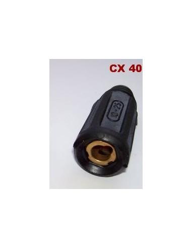 Rýchlospojka káblová CX41 35mm2 diera